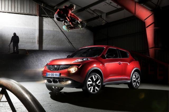 zdjęcie Nissan Juke N-tec