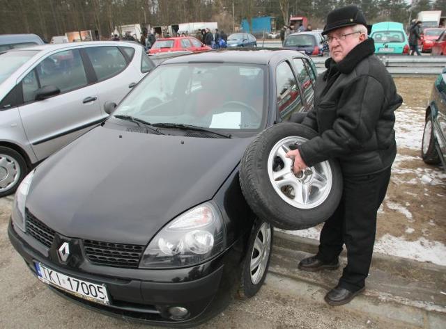 Giełdy samochodowe w Kielcach i Sandomierzu - ceny (27.02)