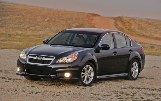 zdjęcie Subaru Legacy