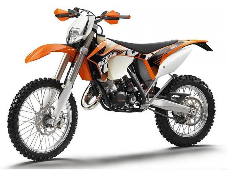 KTM Freeride - elektryczny motocykl do jazdy w terenie