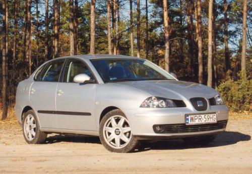 Fot. Zdzisław Podbielski: Kolejna modernizacja Cordoby przeprowadzona w 2002 r. dotyczyła przede wszystkim szczegółów nadwozia.