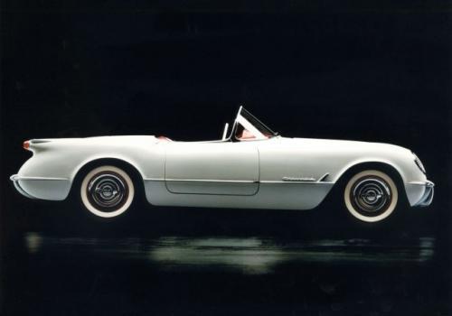Fot. Chevrolet: Corvette 1953