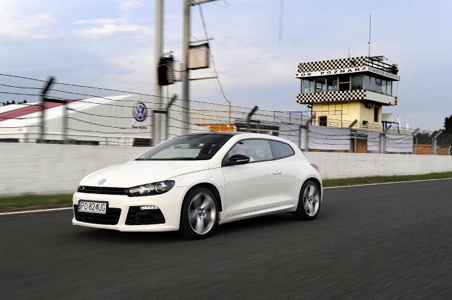 zdjęcie Volkswagen Scirocco
