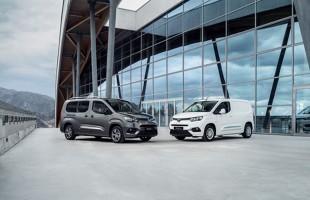 Toyota Proace City. Nowość w segmencie kompaktowych vanów
