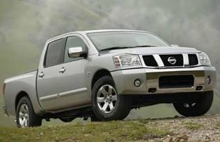 Nissan Titan (2004 - teraz) Pickup