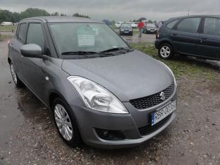 Suzuki Swift V (2010-). Wzorowy maluch