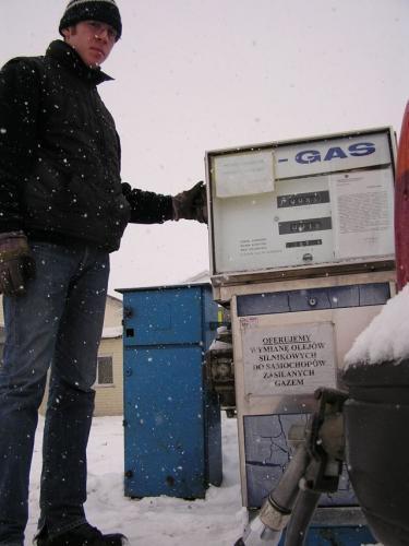 Fot. Przemek Świderski: Pod względem liczby samochodów zasilanych gazem płynnym Polska zajmuje pierwsze miejsce w Europie. Mamy najwięcej na świecie stacji LPG.