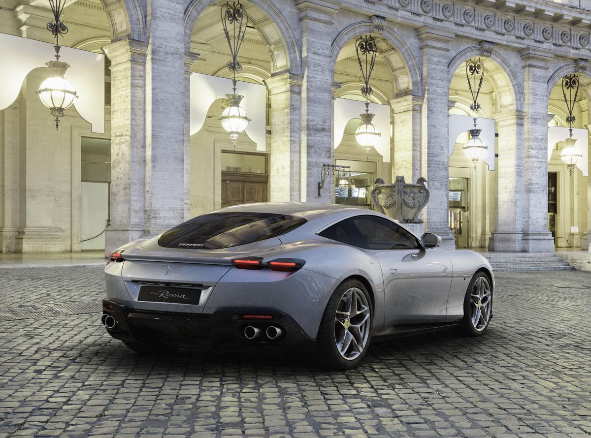 Ferrari Roma. Fot. Ferrari