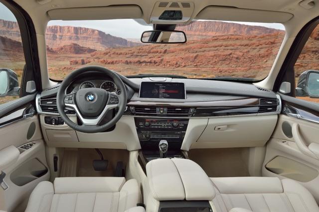 zdjęcie BMW X5 F15