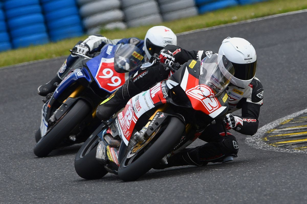 Fot. Ducati Toruń Motul Team