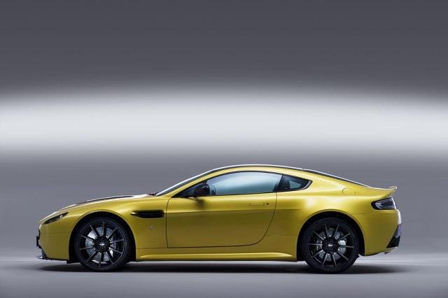 zdjęcie Aston Martin V12 Vantage S