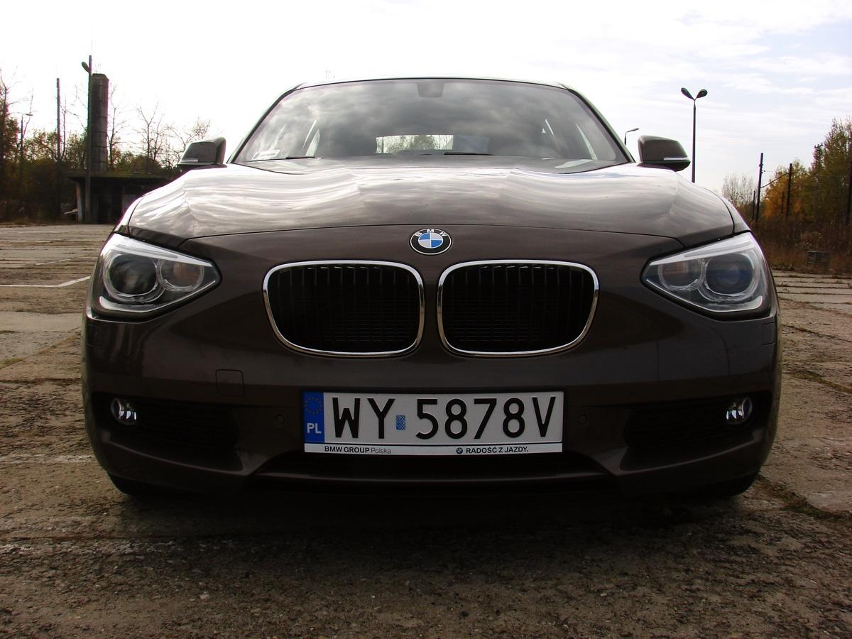 BMW 116i / Fot. Przemysław Pepla