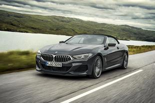 BMW serii 8 Cabrio. Premiera luksusowego kabrioletu
