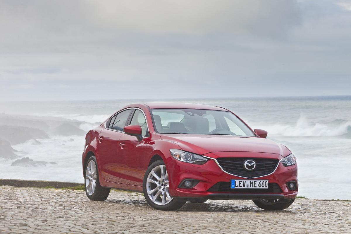 Mazda 6, Fot: Mazda