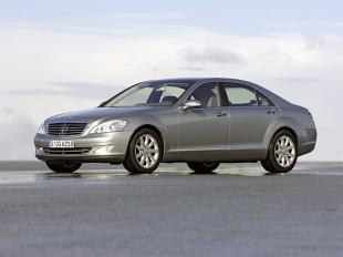 Mercedes-Benz Klasa S W221 (2006 - 2013)