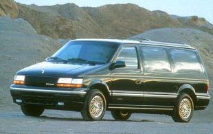 Chrysler Town & Country II (1990 - 1995) Van