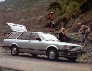 Ford Granada II (1977 - 1985) Kombi