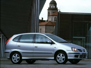 Nissan Almera II (2000 - 2006) MPV