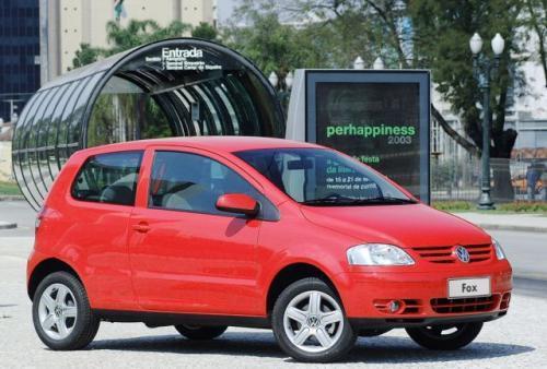 Fot. VW:  Volkswagen Fox