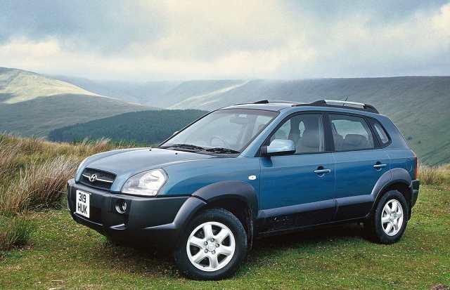 Najbardziej awaryjne samochody  Przebieg 0 do 50 000 km - samochody terenowe/SUV  Hyundai Tucson / Fot. Hyundai
