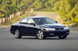 Acura TL II (1999 - 2003) Sedan