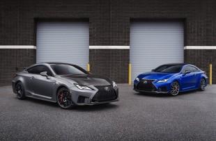 Lexus RC F. Nie tylko zmiany stylistyczne