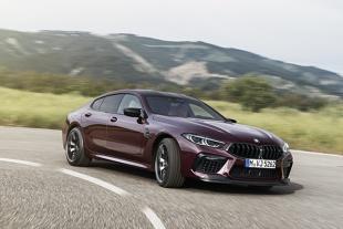 BMW. M8 Gran Coupé. Jaki silnik i wyposażenie?