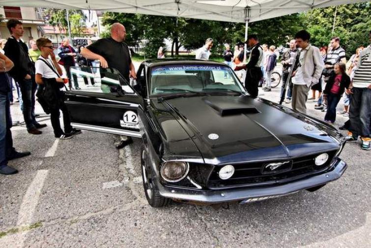 Mustang Race 2011 w Kołobrzegu [zdjęcia]
