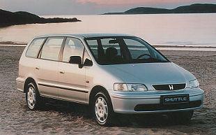Honda Shuttle III (1995 - 2000) Van