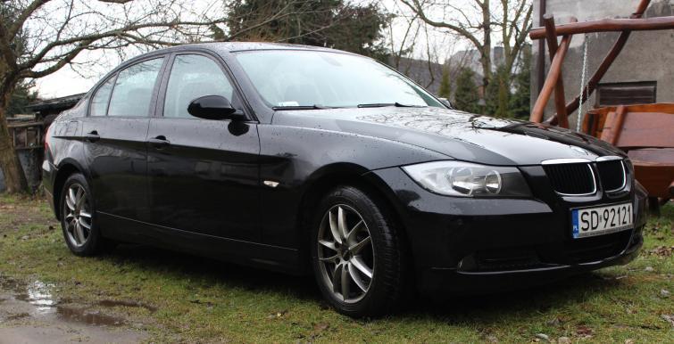 BMW serii 3 E90 / Fot. MRO