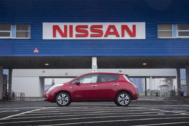 zdjęcie Nissan Leaf