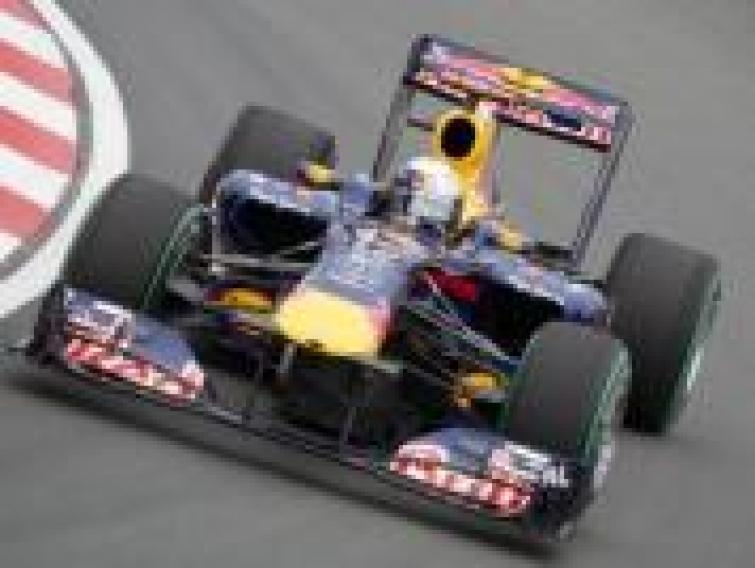 Grand Prix Brazylii pod dyktando Red Bulla