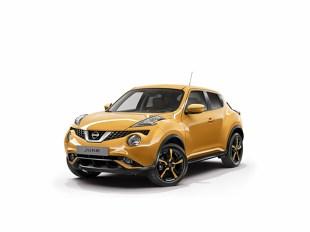 Nissan Juke z limitowanej serii Fun Edition