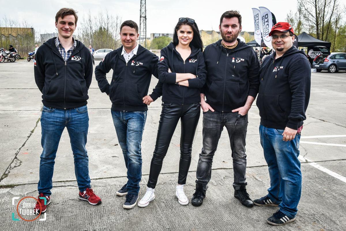 Zespół ISSRX gotowy do walki / Fot. ISSRX