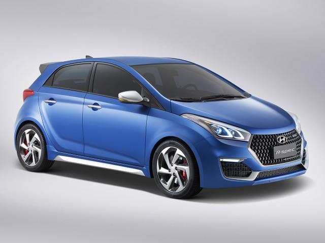 Hyundai HB20 R-Spec Concept / Fot. Hyundai