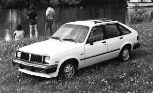 Pontiac 1000 (1981 - 1987) Hatchback