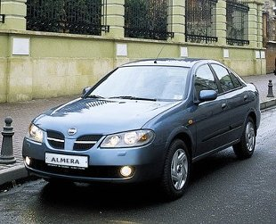 Nissan Almera II (2000 - 2006) Sedan