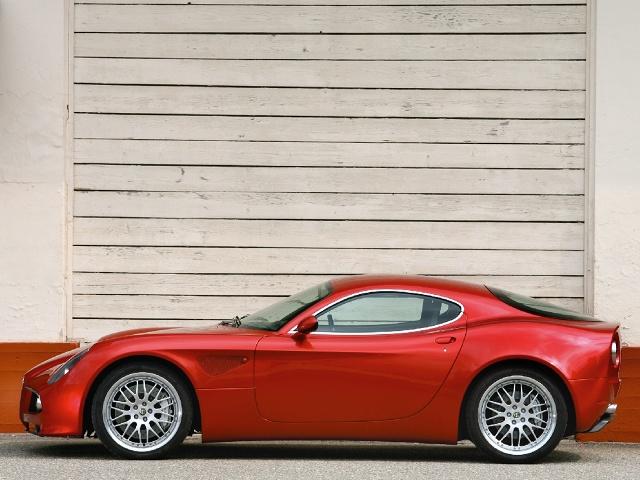 zdjęcie Alfa Romeo 8C Competizione