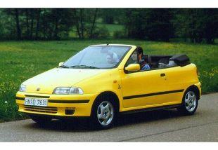Fiat Punto I (1993 - 1999) Kabriolet