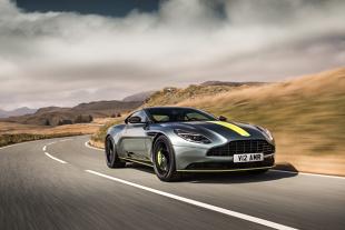 Aston Martin DB11 AMR. Chętni muszą się pospieszyć