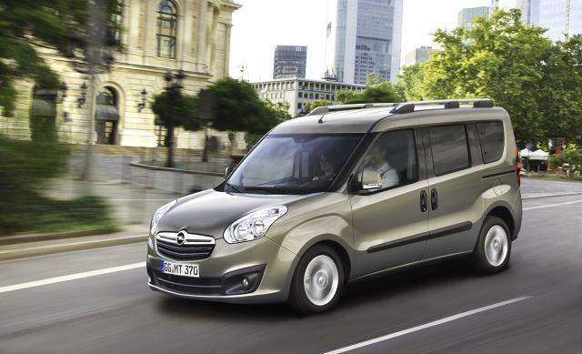 zdjęcie Opel Combo