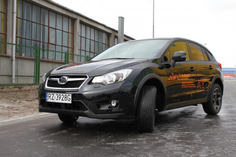 Testujemy: Subaru XV - Impreza na szczudłach. Zobacz zdjęcia