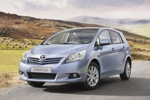 Toyota Verso (2009 - teraz)  MPV