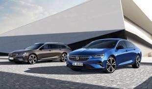 Opel Insignia. Jakie zmiany na 2020 rok?