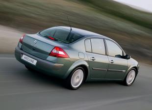 Renault Megane II (2002 - 2008) Sedan