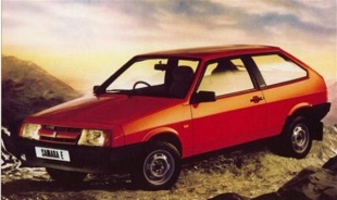 Lada Samara (1984 - teraz) Hatchback
