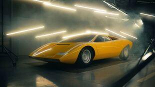 Lamborghini Countach. Powrót po 50 latach