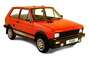 Yugo Koral (1980 - 2008) Hatchback