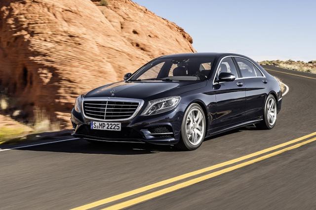 zdjęcie Mercedes-Benz Klasy S