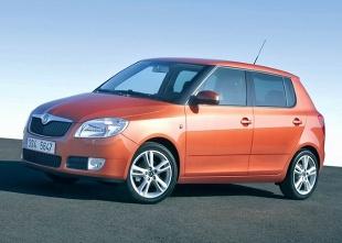 Skoda Fabia II (2007 - 2014) Hatchback